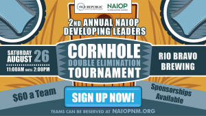 2nd Annual NAIOP Developing Leaders Cornhole Tournament @ Rio Bravo Brewing